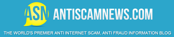 anti Scam News Blog